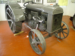 1930 Fordson model F tractor (The Cork Fordson)