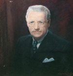 Portrait of Harry Ferguson